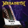 メガデス Rust In Peace Live [eAlbum]