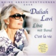 Daliah Lavi C'est la vie - Live