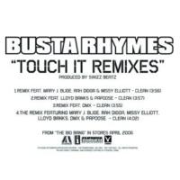 バスタ・ライムス/DMX Touch It (feat.DMX) [Remix/Featuring DMX (Edited)]