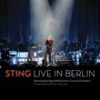 スティング/ブランフォード・マルサリス/ロイヤル・フィルハーモニー・コンサート管弦楽団/スティーヴン・マーキュリオ イングリッシュマン・イン・ニューヨーク (feat.ブランフォード・マルサリス/ロイヤル・フィルハーモニー・コンサート管弦楽団/スティーヴン・マーキュリオ) [Live In Berlin/2010]