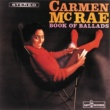 Carmen McRae ブック・オブ・バラーズ