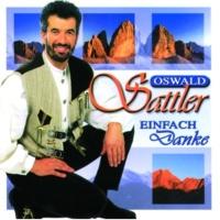 Oswald Sattler Stiller Frieden Meiner Berge