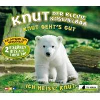 Knut, der kleine Kuschelbär Knut geht's gut