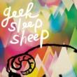 geek sleep sheep hitsuji