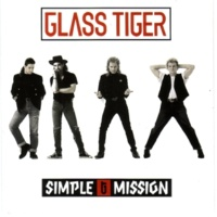 Glass Tiger My Town