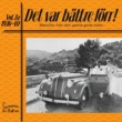 Various Artists Det var battre forr Volym 2a 1936-40
