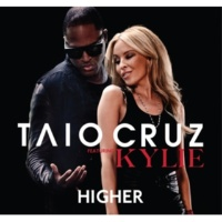 Taio Cruz Higher (feat.Kylie Minogue)