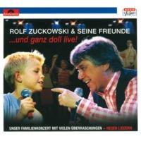 Rolf Zuckowski und seine Freunde Du kannst nicht singen? [Live]