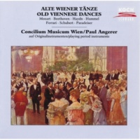 Concilium Musicum Wien/Paul Angerer Beethoven: 6 Minuets WoO 9 for 2 violins and bass - No. 1 in E flat major
