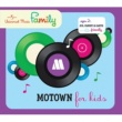Various Artists Motown For Kids