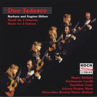 Duo Tedesco Giuliani: Grandi Variazioni Concertanti Op.35 - Introduction