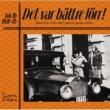 Various Artists Det var bättre förr Volym 1b 1931-1935