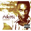 Akon Locked Up [Int'l Comm Single]