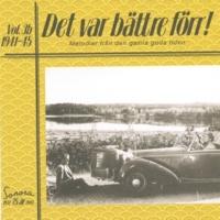 Ulla Billquist/Sven Arefeldts orkester Det är min musik