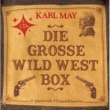 Karl May Die grose Wild West Box (5  Horspielklassiker)