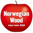 Sparks Norwegian Wood 1962-1966 Red