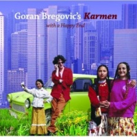 Goran Bregovic/Carmen Consoli Focu Di Raggia (feat.Carmen Consoli)