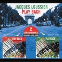 Jacques Loussier Prélude N 2 En Ut Majeur BWV 847