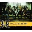 Hinder Better Than Me [Intl MaxiEnhanced]