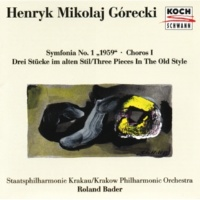 Roland Bader/Krakòw Philharmonic Orchestra Górecki: Three Pieces In The Old Style - 3.