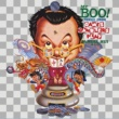 Sam Hui Mr. Boo! Theme From Games Gamblers Play