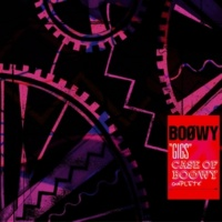 BOφWY GIGS CASE OF BOφWY COMPLETE