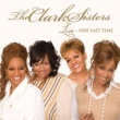 The Clark Sisters Live: One Last Time