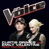 Curtis Grimes/Emily Valentine Need You Now [The Voice Performance]
