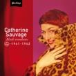 Catherine Sauvage Heritage - Black Trombone - Philips (1961-1962)