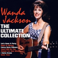 Wanda Jackson Brown Eyed Handsome Man