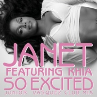 Janet Jackson So Excited (Junior Vasquez Club Mix)