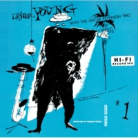 Lester Young/The Oscar Peterson Trio (Back Home Again In) Indiana