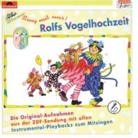 Rolf Zuckowski und seine Freunde Immer wenn ein Vogelbaby grösser wird [Playback]
