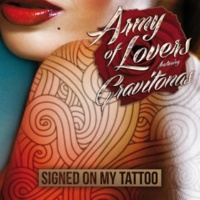 Army Of Lovers/Gravitonas Signed On My Tattoo (feat.Gravitonas)