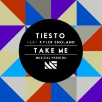 Tiësto/Kyler England Take Me (feat.Kyler England) [Radio Edit]