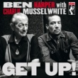 Ben Harper/Charlie Musselwhite Don't Look Twice [The Machine Shop Session]