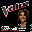 Vicci Martinez Afraid To Sleep [The Voice Performance]