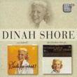 Dinah Shore Dinah, Yes Indeed!/The Fabulous Hits Of