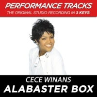 CeCe Winans Alabaster Box (Performance Track In Key Of G-A)