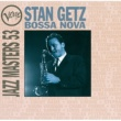 スタン・ゲッツ Bossa Nova: Verve Jazz Masters 53:  Stan Getz
