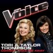 Tori & Taylor Thompson Cowboy Take Me Away [The Voice Performance]