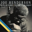 Joe Henderson The State of the Tenor Vol. 1 & 2 - Live at the Village Vanguard