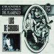 Luis De Cordoba Grandes Cantaores Del Flamenco
