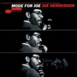 Joe Henderson Mode For Joe (Rudy Van Gelder Edition)