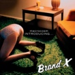 ブランドX Macrocosm - Introducing... Brand X