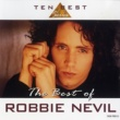 Robbie Nevil The Best Of Robbie Neville