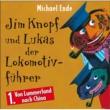 Michael Ende 01: Jim Knopf und Lukas der Lokomotivführer (Hörspiel)