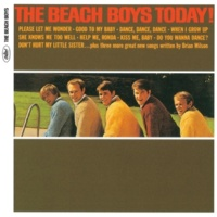 The Beach Boys Kiss Me, Baby (Stereo)
