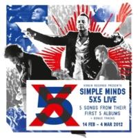 Simple Minds 5x5 Live