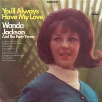 Wanda Jackson My Heart Gets All The Breaks